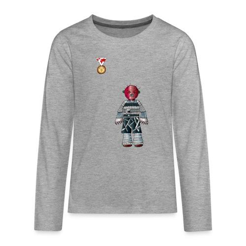 Trashcan - Teenager Premium Langarmshirt
