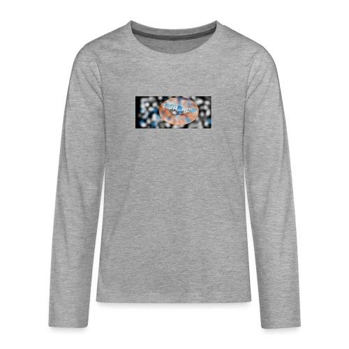 LIO'N - Teenagers' Premium Longsleeve Shirt