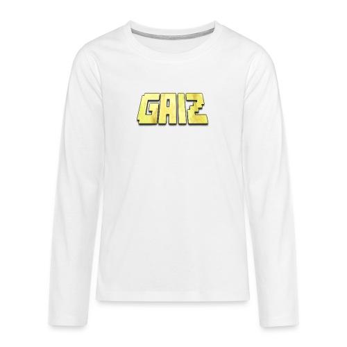 POw3r-gaiz bimbo - Maglietta Premium a manica lunga per teenager