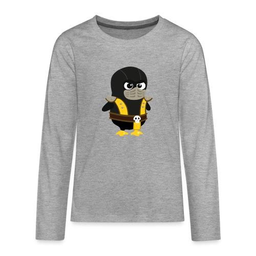 Pingouin Mortal Scorpion - T-shirt manches longues Premium Ado
