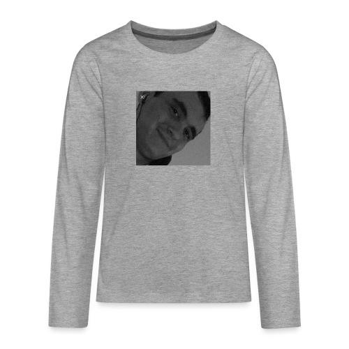Miguelli Spirelli - T-shirt manches longues Premium Ado