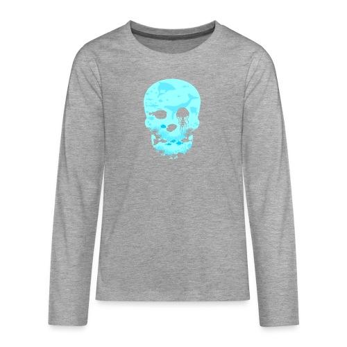 Dead Sea Tshirt ✅ - Teenager Premium Langarmshirt