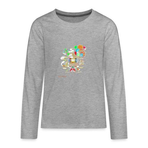 Spagrg00001 - Camiseta de manga larga premium adolescente