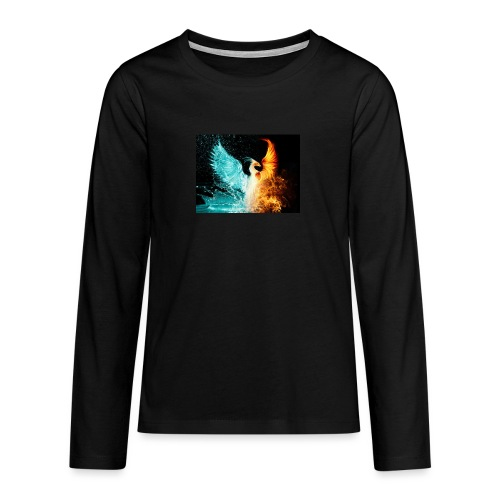 Elemental phoenix - Teenagers' Premium Longsleeve Shirt