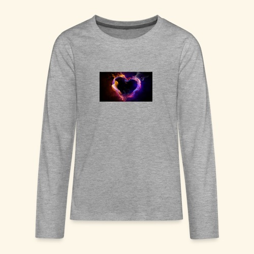 love at first site - Teenagers' Premium Longsleeve Shirt
