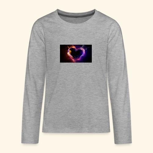 love at first site - Teenagers' Premium Longsleeve Shirt