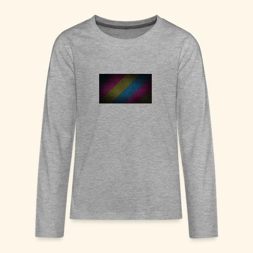 T-Shirts - Teenager Premium shirt met lange mouwen