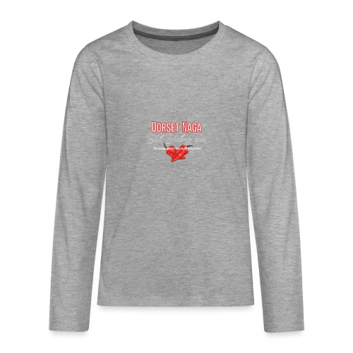 dorset naga tshirt 2020 - Långärmad premium T-shirt tonåring