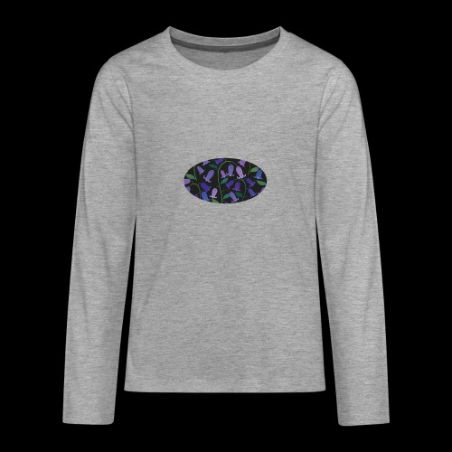 blue bells - T-shirt manches longues Premium Ado