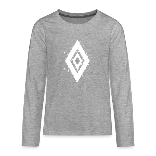 Techno Style - Teenager Premium Langarmshirt