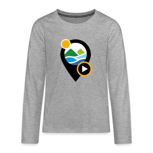 PICTO - T-shirt manches longues Premium Ado