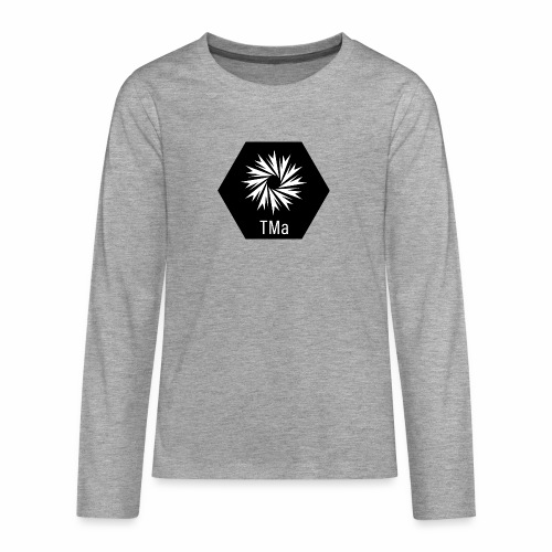 TMa - Teinien premium pitkähihainen t-paita
