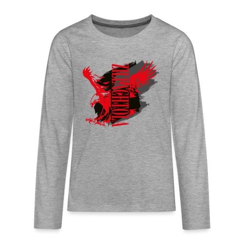 Zillachtola - Teenager Premium Langarmshirt