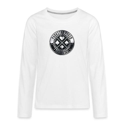 PPT rond - Teenager Premium shirt met lange mouwen