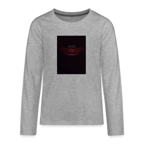 KDM - T-shirt manches longues Premium Ado