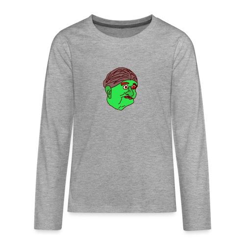 JAMPPAMUMMO PAINT - Teinien premium pitkähihainen t-paita