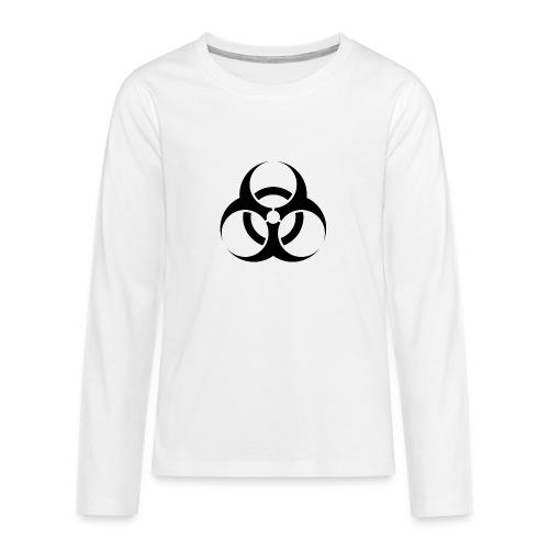Esferas - Camiseta de manga larga premium adolescente
