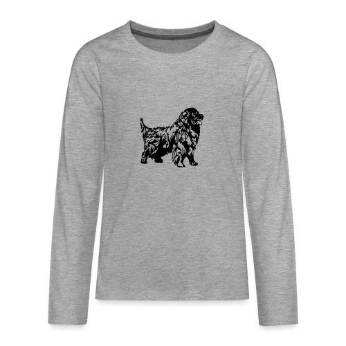 Neufundländer - Teenager Premium Langarmshirt