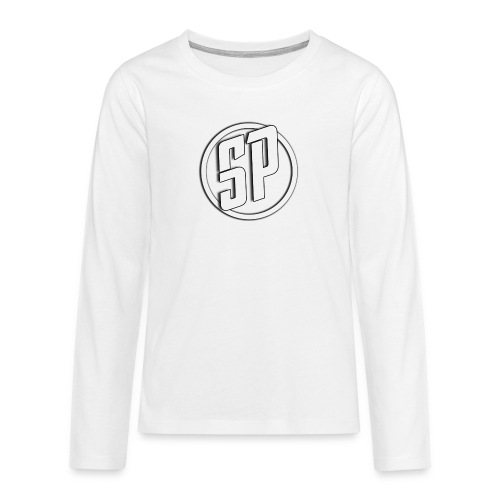 SPLogo - Teenagers' Premium Longsleeve Shirt