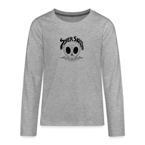 superskull - T-shirt manches longues Premium Ado