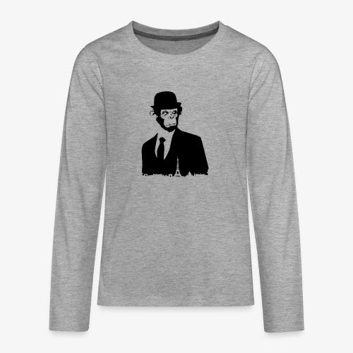 COLLECTION *BLACK MONKEY PARIS* - T-shirt manches longues Premium Ado