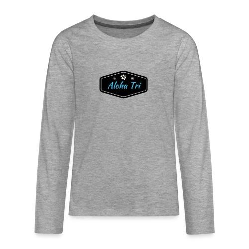 Aloha Tri Ltd. - Teenagers' Premium Longsleeve Shirt