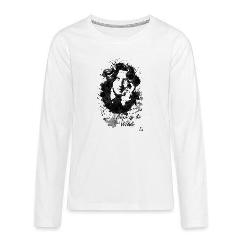 Born to be Wilde - T-shirt manches longues Premium Ado