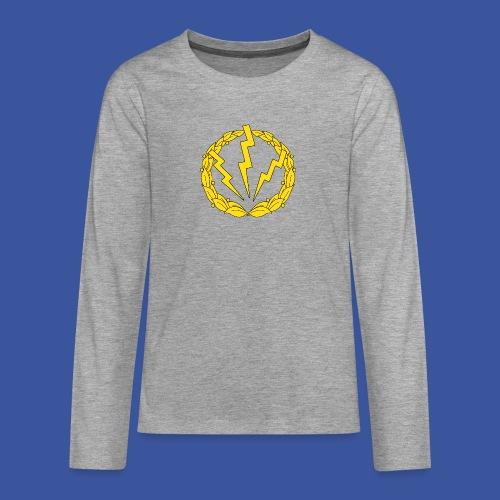 RLC Logo - Långärmad premium T-shirt tonåring