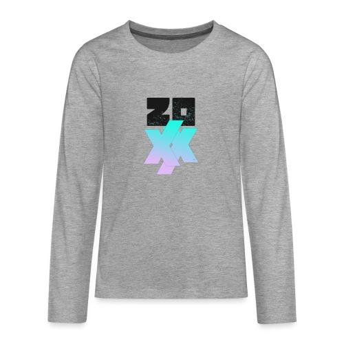 2020 - Teenagers' Premium Longsleeve Shirt