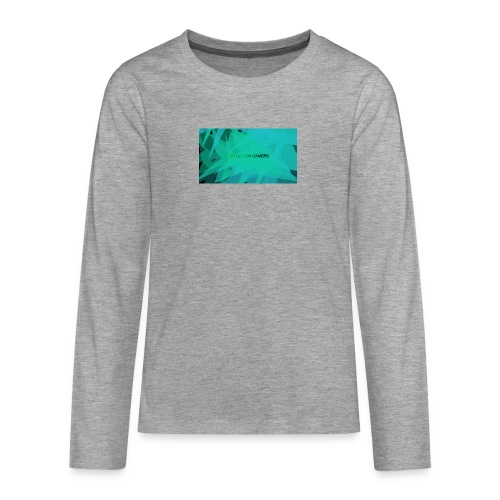 Two melon gamers - Långärmad premium T-shirt tonåring