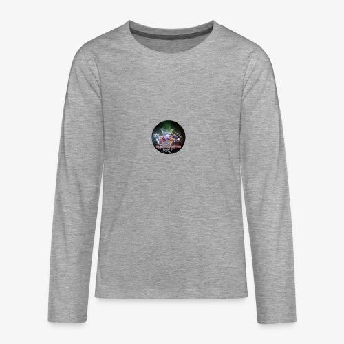 1506894637282 trimmed - Teenagers' Premium Longsleeve Shirt