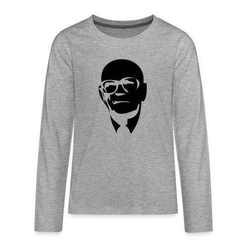 UKK Urko Kekkonen - Teinien premium pitkähihainen t-paita