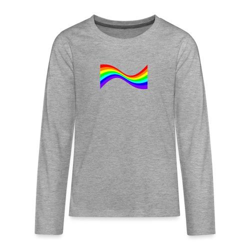 7ssLogo - Teenagers' Premium Longsleeve Shirt