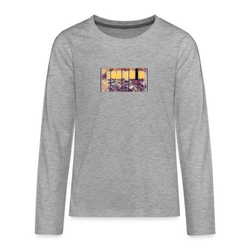 L'été Torride Life, dans le desert? - T-shirt manches longues Premium Ado