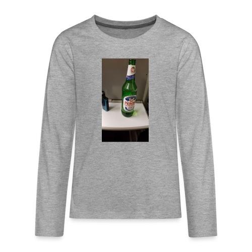 F2443890 B7B5 4B46 99A9 EE7BA0CA999A - Teenagers' Premium Longsleeve Shirt