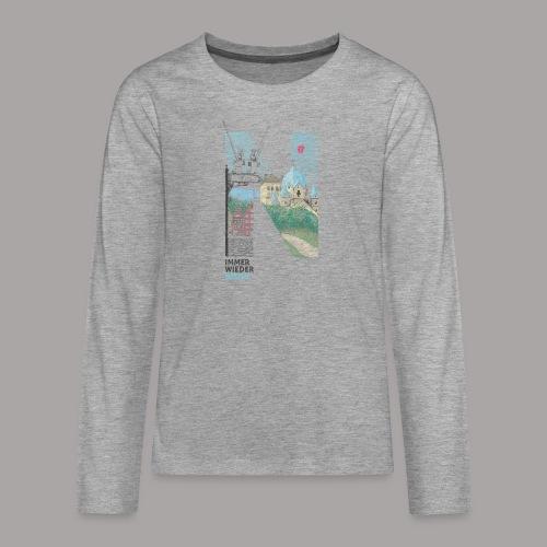 Immer wieder Neuss Tshirt für Kinder von MaximN - Teenager Premium Langarmshirt