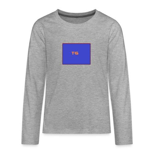 tg shirt special - Teenager Premium shirt met lange mouwen