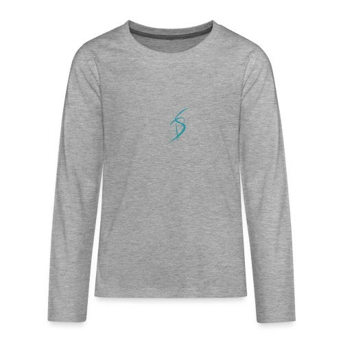 SAPA - Camiseta de manga larga premium adolescente