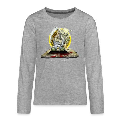 PsychopharmerKarl - Teenager Premium Langarmshirt