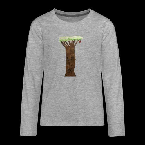 1 2 3 BY TAiTO - Teinien premium pitkähihainen t-paita