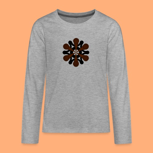 vortex - T-shirt manches longues Premium Ado