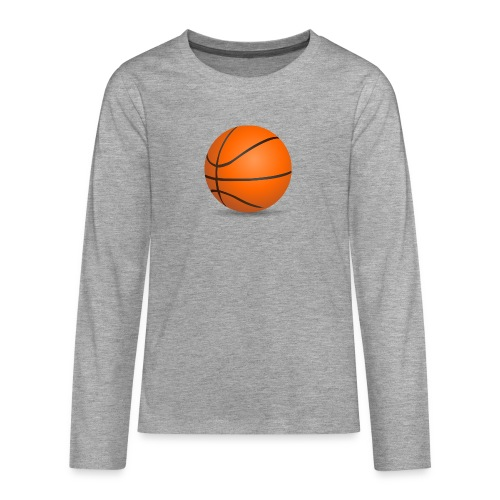 Boll - Långärmad premium T-shirt tonåring