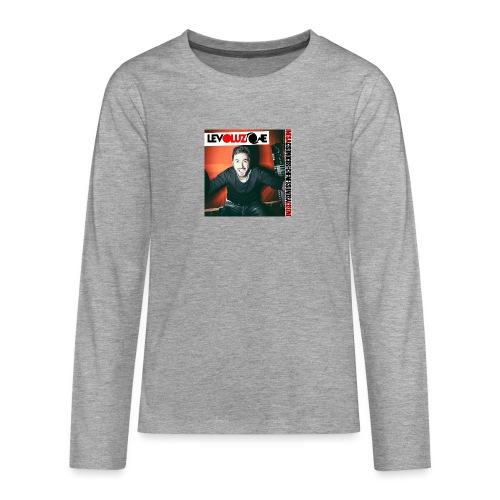 Cover Singolo Dario jpg - Teenagers' Premium Longsleeve Shirt