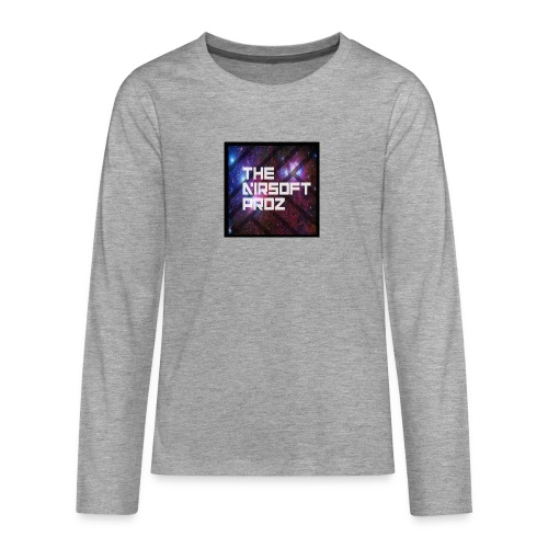 TheAirsoftProz Galaxy Mens Long Sleeve - Teenagers' Premium Longsleeve Shirt