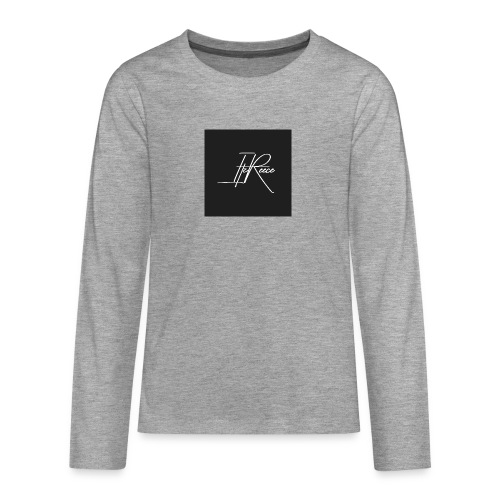 ItzReece Merch - Teenagers' Premium Longsleeve Shirt