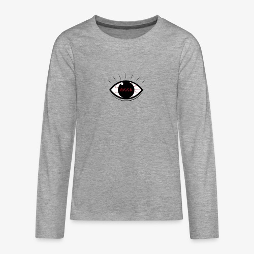 Hooz's Eye - T-shirt manches longues Premium Ado