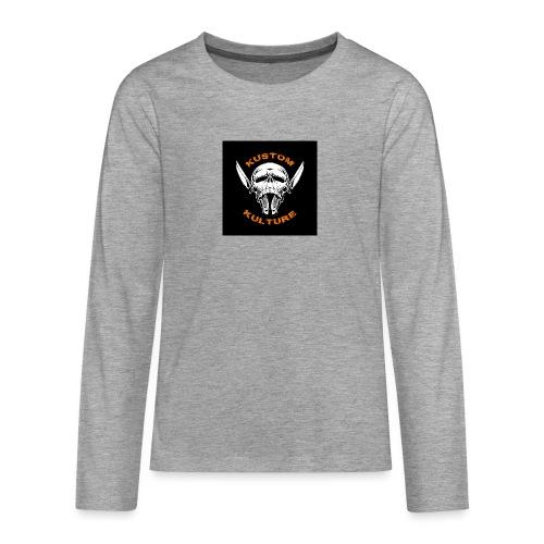 Happyness - T-shirt manches longues Premium Ado