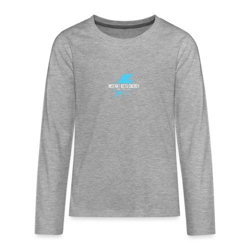 KETONES - Instant Energy Tasse - Teenager Premium Langarmshirt