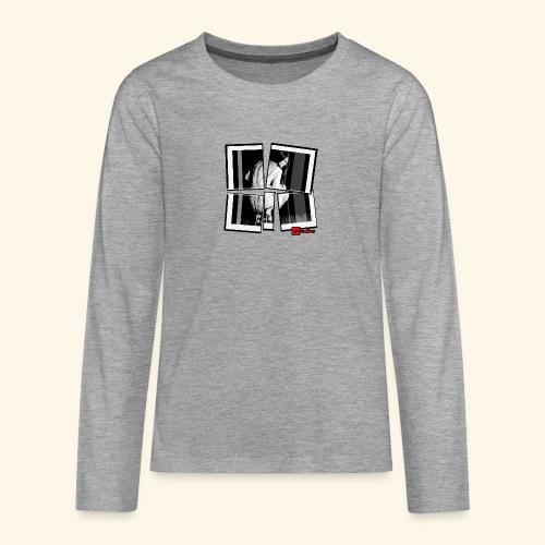 asia art 3 - T-shirt manches longues Premium Ado