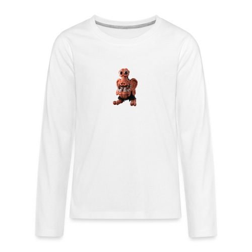 Very positive monster - Teenagers' Premium Longsleeve Shirt